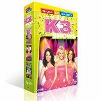 Cover K3 - De beste K3 Shows [DVD]